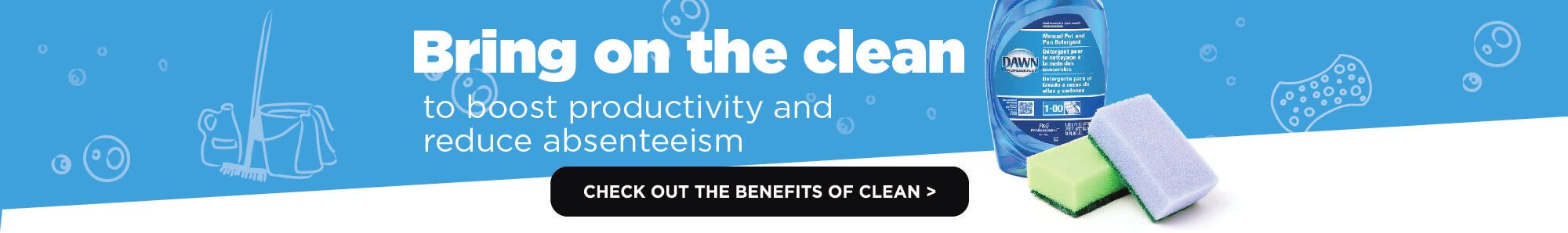 Bring on the clean to boost productivity and reduce absenteeism at www.OfficeZilla.com!