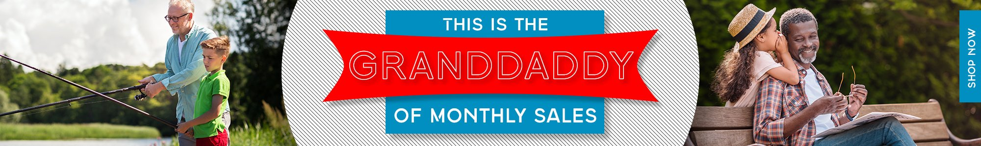 This is the granddaddy of all monthly sales!