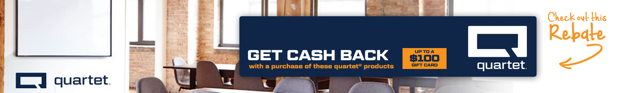 Quartet Rebate