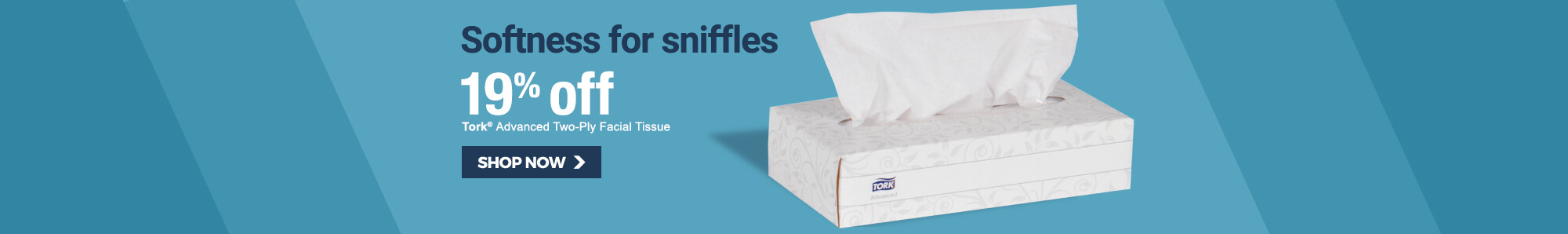 Tork Tissues on Sale in January
